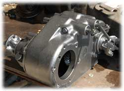 Rebuilt Dana 20 for an early Ford Bronco