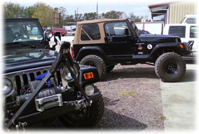 Jeep Repairs & Upgrades