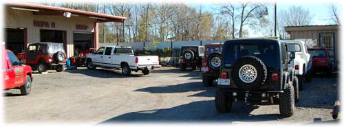 Jeep Customization Specialties